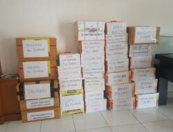 Tahap Pertama, Pemprov Sumbar Kirimkan 426 Kg Randang ke Lombok