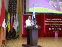 Rektor UNP : Jadikan Munas Forum BUMDes Awal Kebangkitan Perekonomian Nagari