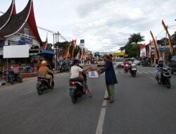 Minangkabau Muslim Care Galang Dana Gempa Lombok di Solok