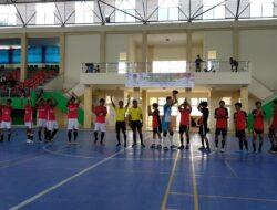 Sambut Kemerdekaan, Pemuda Sinapa Piliang Solok Gelar Turnamen Futsal