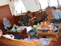 Dewan Undangan Negeri Sembilan Canangkan Kerjasama dengan Pemko Pariaman