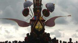 Tradisi Tabuik di Kota Pariaman. Foto : Rizki Pratama