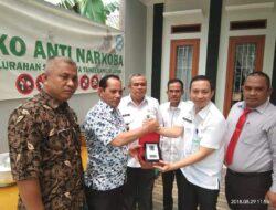 BNK Kota Solok Kunjungi Kampung Anti Narkoba Serua Ciputat Tangerang