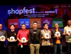 Targetkan Transaksi 1,5 Triliun, Shopback Selenggarakan Shopfest 2018