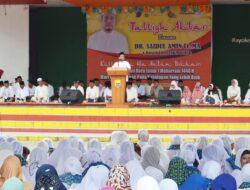 Peringati 1 Muharram, Kota Pariaman Gelar Tabligh Akbar