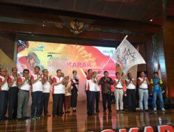 Menpar : Penyelenggaraan TdS Berikan Dampak Positif Bagi Pariwisata Sumbar