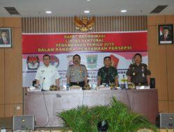 Sebanyak 6.623 personel Polri dan TNI Siap Amankan Proses Pemilu 2019