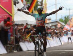 Bike AID Jerman, Peserta Baru TdS Ke-10 Juara di Etape VI