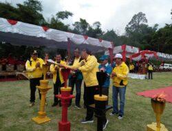 Porprov XV 2018 Padang Pariaman Ditabuh, Api Nagari Terindah Diabadikan