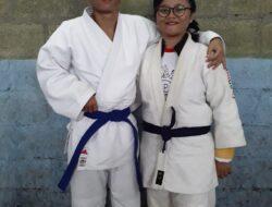 Dua Saudara Kandung, Sumbangkan Medali Emas Dan Perunggu Untuk Cabor Judo
