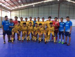 Babak Perempat Final Futsal, Irfan Nelson Dkk Butuh Strategi Hadapi Payakumbuh