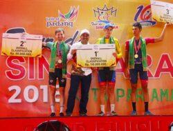 Jesse Ewart Juara Baru Tour de Singkarak 2018