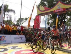 Targetkan jadi Juara, Pebalap Terbaik Indonesia TdS 2017 Jamal Hibatulloh