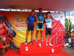 Pebalap Indonesia Unggul di Etape Pertama Tour de Singkarak