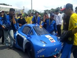 45 Perguruan Tinggi se-Indonesia Ikuti Kontes Mobil Hemat Energi di UNP