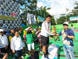 Perdana Dipertandingkan, Soft Tenis Kabupaten Solok Sumbang 5 Medali di Porprov 2018