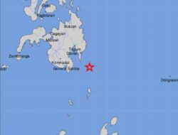 Talaud Sulut Diguncang Gempa 7,1 SR