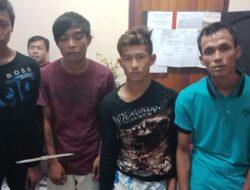 Pakai Narkoba, Kuli dan Petani Ditangkap