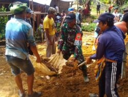 Kodim 0305 Pasaman, Karya Bakti di Jorong Sigantang Batahan