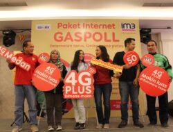 IM3 Ooredoo dan GOJEK Hadirkan Paket Internet Gaspol, Order Tanpa Putus