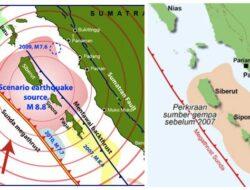 Megathrust Mentawai, BMKG Himbau Masyarakat Waspada