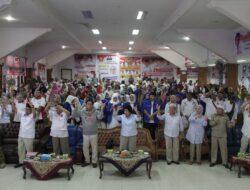 Edriana dan Prabowo Harum di Padang Panjang