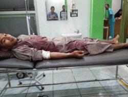 Gagalkan Pencurian Motor di Masjid Saat Subuh, Anggota Kodim 0310/SSD Terluka