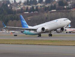 Kemenhub Sementara Larang Boeing 737 Max 8 Terbang