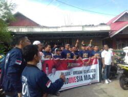 Dikukuhkan, Rumah Kerja Jokowi-Amin Tanah Datar Siap Perangi Hoax
