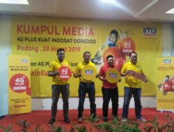 Indosat Ooredoo Hadirkan Jaringan 4G Plus dan Paket Unlimited Instagram