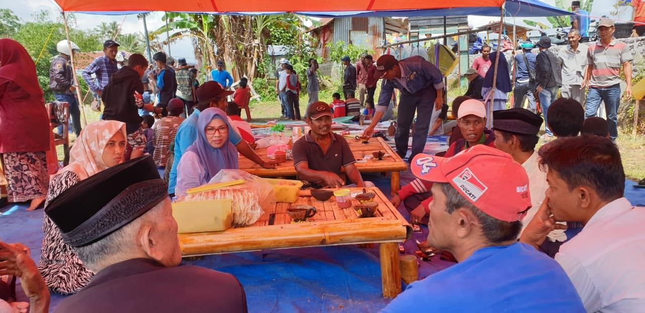 Jubir BPN Prabowo Sandi, Edriana bersilaturahmi dan diskusi bersama masyarakat di Padang Panjang, Sumbar. dok. @edrianagerindra