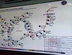 Mei 2019, Reaktifasi Jalur Kereta Api Sumbar Dilaksanakan