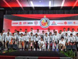 Hadapi Liga 1, Semen Padang FC Resmi Launching Skuad