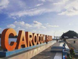 Jelang Lebaran, Pemkab Pessel Tata Pengelolaan Parkir di Pantai Carocok