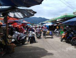 Bazar Ramadhan, Pemko Solok juga Bagikan Sembako Gratis