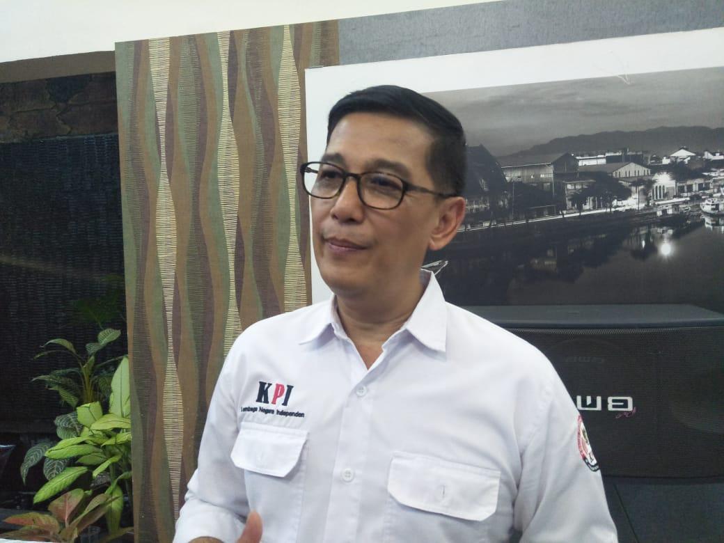 Komisioner Komisi Penyiaran Indonesia (KPI) Pusat, Mayong Suryo Laksono