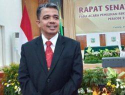 Prof Yuliandri Terpilih Jadi Rektor Unand yang Baru