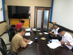 Sumbar Menuju Provinsi Informatif, Diskominfo Gelar FGD dengan KI Sumbar