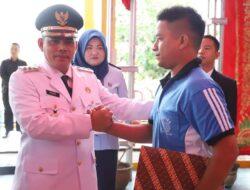 265 Warga Binaan Lapas Kelas II B Solok Terima Remisi