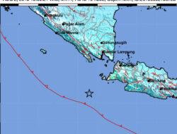 BMKG : Status Potensi Tsunami Diberlakukan hingga 21.35 WIB