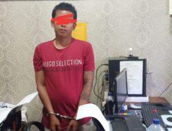 10 Bulan Hirup Udara Segar, Pria Ini Kembali Diringkus Polisi