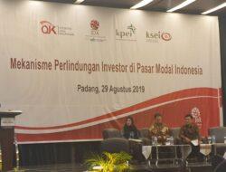 Permudah Data Saham, KSEI Perkenalkan AKSes Next Generation di Padang