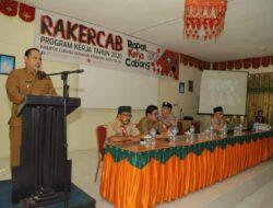 Raker Kwarcab Pramuka Kota Solok Fokuskan Program Unggulan