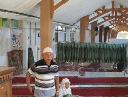 Berbenah, Rumah Sakit M Natsir Solok Bangun Kembali Masjid