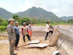 Jembatan Salido Pessel Ditargetkan Rampung Akhir 2019