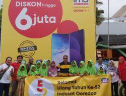 52 Tahun Indosat Ooredoo Berikan Inovasi untuk Indonesia