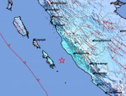 BMKG : Gempa 5,5 SR Akibat Aktivitas Subduksi