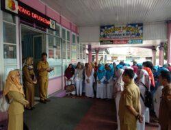 Tuntut Keadilan, Puluhan Paramedis Puskesmas Kota Solok Gelar Aksi Damai