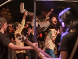 Event Pistown Showcase Vol.1, Wajah Baru Musik Cadas di Kota Solok