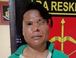 Kedapatan Bawa Ganja, Seorang Pemuda Disingkarak Diringkus Polisi